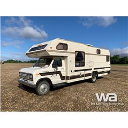 1985 FORD ROYAL CLASSIC 24 FT. MOTORHOME