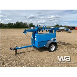 2005 GENIE TML-4000N 6KW LIGHT TOWER