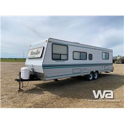 1995 RUSTLER BUMPER PULL TRAVEL TRAILER
