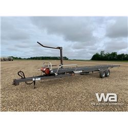 INLAND 1000 8-BALE ROUND BALE MOVER