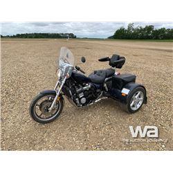 1985 YAMAHA CUSTOM MAXIM XJ750 TRIKE MOTORCYCLE