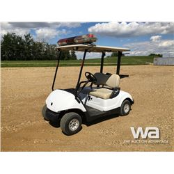 2010 YAMAHA GOLF CART