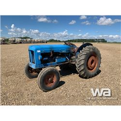 1961 FORDSON MAJOR 50 HP TRACTOR