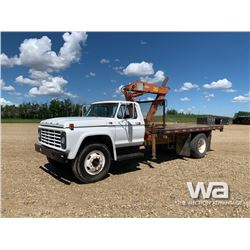 FORD F700 S/A PICKER TRUCK
