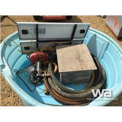 CAP SUNMOTOR M20 SOLAR WATER PUMPING SYSTEM