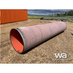"""36"""" X 15 FT. HD PIPE"""