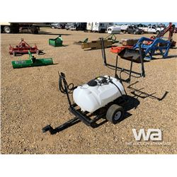 AGRIFAB 7 FT. ATV ESTATE SPRAYER