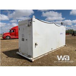 2003 REDFOX RF1500-C WASTE WATER TREATMENT