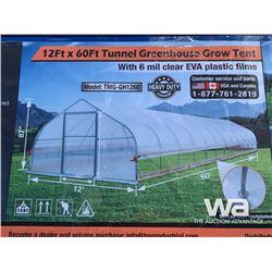 (UNUSED) TMG GH1260 12 X 60 FT. GREEN HOUSE