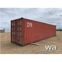2000 8 X 40 FT. SHIPPING CONTAINER