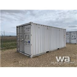2020 8 X 20 FT. SHIPPING CONTAINER