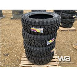(UNUSED) (4) GRIZZLY 35X12.50R22LT TIRES