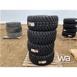 (UNUSED) (4) GRIZZLY 35X13.50R24LT TIRES