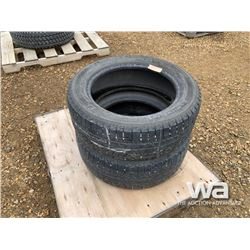 (2) MICHELIN 235/55R18 TIRES