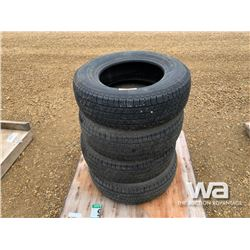 (4) MICHELIN P235/70R16 TIRES