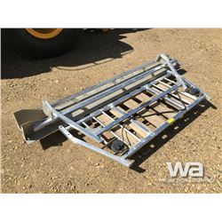 ALUMINUM PICKUP RACK & RAILS