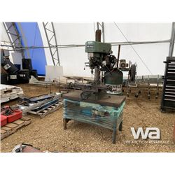 FIRST LC-30A DRILLING & MILLING  MACHINE