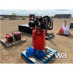 2014 BIG RED 2 HP 50 GAL. UPRIGHT AIR COMPRESSOR
