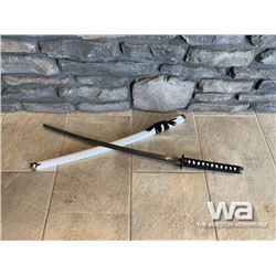 ORNAMENTAL SAMURAI SWORD