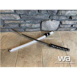 ORNAMENTAL SAMURAI SWORD