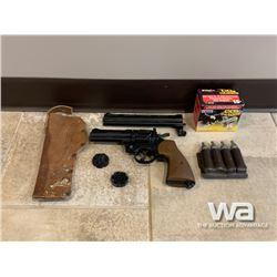 PAINTBALL GUN & 177 CALIBER PELLET PISTOL