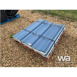 PALLET OF 3 FT. ROOFING