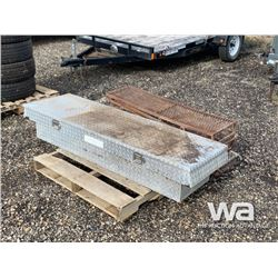 JOCKEY BOX & ATV RAMPS