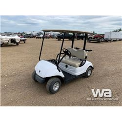 2011 YAMAHA YDREX GOLF CART
