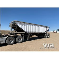 2013 CASTLETON T/A GRAIN TRAILER