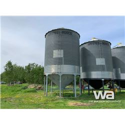 WESTEEL 6 RING X 14 FT. HOPPER BIN