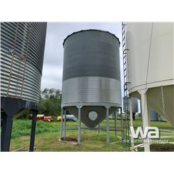 WESTEEL 5 RING X 14 FT. HOPPER BIN