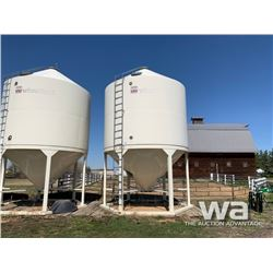 WHEATHEART FERTILIZER HOPPER BIN