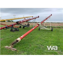 "FARM KING 8"" X 51 FT PTO AUGER"