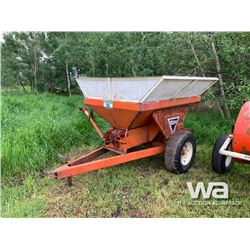 UFA 450 S/A FERTILIZER SPREADER
