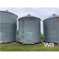 WESTEEL ROSCO 5 RING X 14 FT. GRAIN BIN