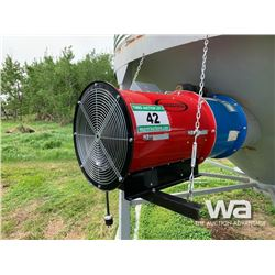 2018 FLAMAN GGI-80311 3 HP AERATION FAN