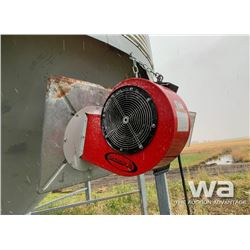 2014 FLAMAN GGI-80311 3 HP AERATION FAN