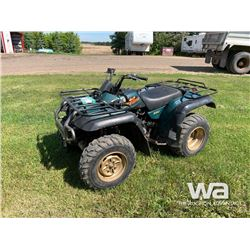 1998 YAMAHA BIG BEAR 350 ATV