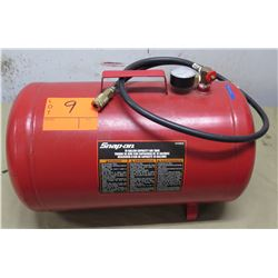 Snap On Tools 10 Gallon Capacity Air Tank Model AIRTANK10