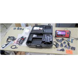 Snap On Tools Solus Pro Scanner EESC316, Global OBD, Connectors & Case