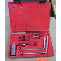 Snap On Tools Diesel Tune-Up Set PB25 w/ Red Hard Case