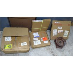 Multiple Boxes Lipe, Detroit Diesel, Haldex Clutch Plates & Products