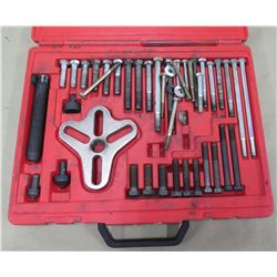 Snap On Tools Bolt-Grip Puller Set P854A w/ Hard Case
