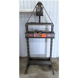 Napa Lifting Equipment 15 Ton Capacity 91-621