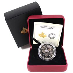2017 Canada $20 Bejeweled Bugs - Bee Fine Silver Coin (TAX Exempt).