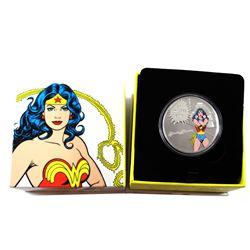 2016 Canada $20 DC Comics - The Amazing Amazon Fine Silver Coin (TAX Exempt).