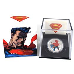2013 Canada $20 Superman - Man of Steel Fine Silver Coin (TAX Exempt).