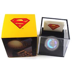 2013 Canada $20 Superman & Metropolis Hologram Fine Silver Coin (TAX Exempt).