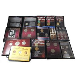 *Estate Lot of First Commemorative Mint USA Coin Sets. You will receive 'Three Rare Pennies' 3-coin