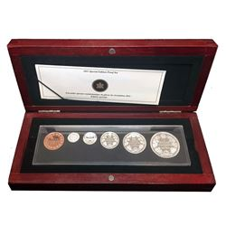 2011 Canada 1911 Centennial Special Edition Proof Set (outer sleeve worn). Issued by the Royal Canad